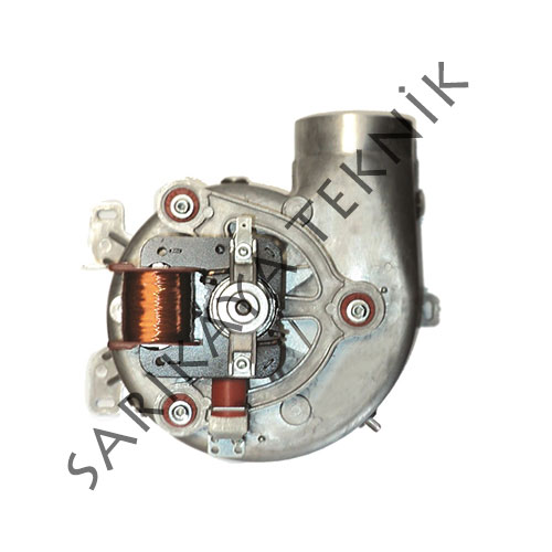 ECA Calora, Ariston, Baykan Kombi Fan Motoru Fime 60 Watt